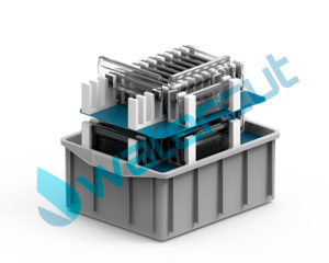 PLASTIC PARTS PACKAGING