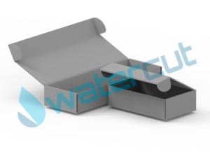 SELF-ASSEMBLY BOX WITH LID